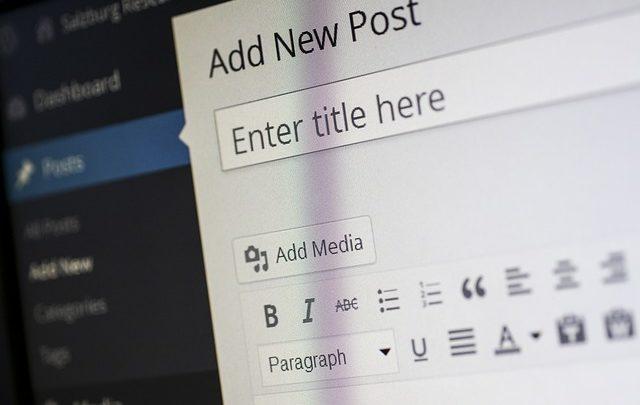 Comment créer un blog avec WordPress?
