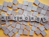 Choisir un mot clé : les éléments à prendre en compte